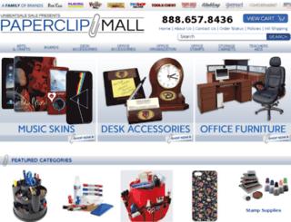 paperclipmall.com screenshot