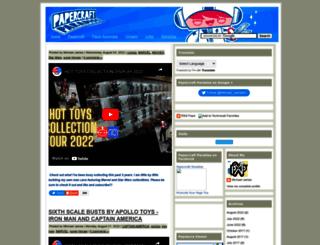 papercraftparadise.blogspot.co.uk screenshot