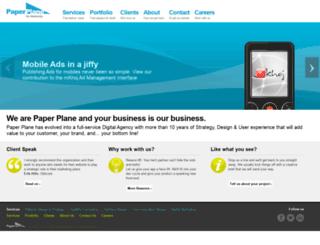 paperplane.net screenshot