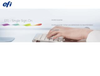 papi.efi.com screenshot
