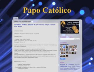 papocatolico.blogspot.com.br screenshot