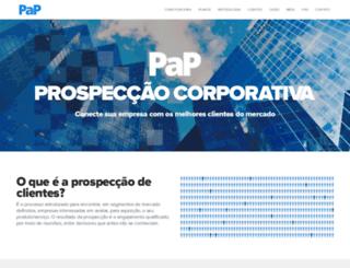 papsolutions.com.br screenshot