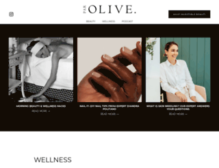 par-olive.com screenshot
