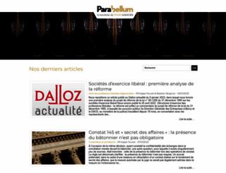 parabellum.pro screenshot