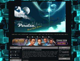 paradise.7forum.biz screenshot