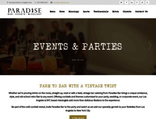 paradisebar.net screenshot