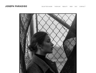 paradisonyc.com screenshot