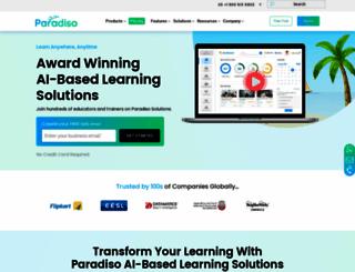 paradisosolutions.com screenshot