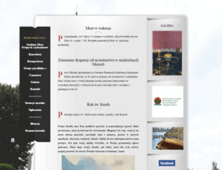 parafia.bedzin.pl screenshot