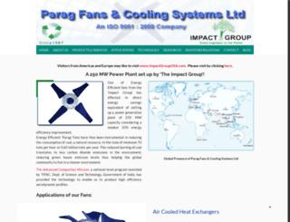 paragfans.com screenshot