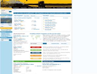 paragliding365.com screenshot