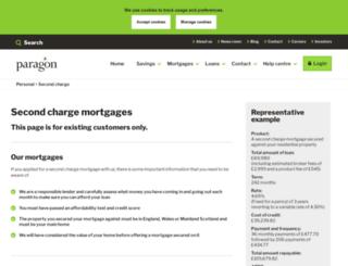 paragonpersonalfinance.co.uk screenshot