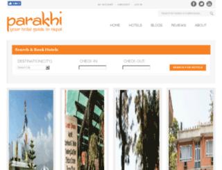 parakhi.com screenshot