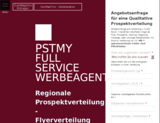 parallelverteilung.de screenshot