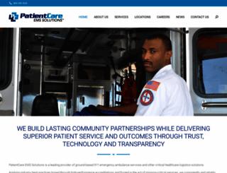 paramedicsplus.com screenshot