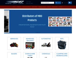 paramore.com screenshot