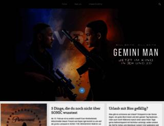 paramount-kino-blog.de screenshot