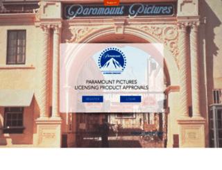 paramount-pa.mymediabox.com screenshot