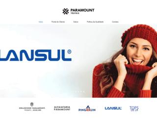 paramount.com.br screenshot