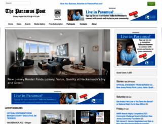 paramuspost.com screenshot