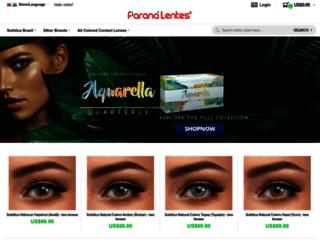 paranalentes.com screenshot