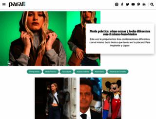 parati.com.ar screenshot