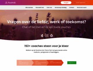 paravisie.nl screenshot