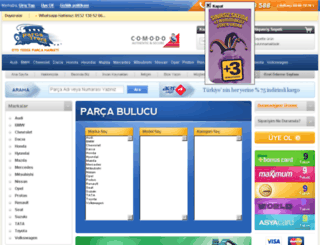 parcatreni.com screenshot