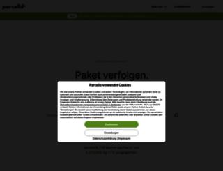 parcello.org screenshot