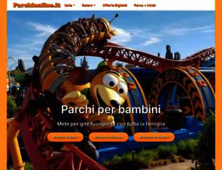 parchionline.it screenshot