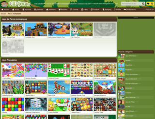 parcs-zoologiques.jeuxdelajungle.fr screenshot