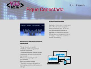 pardiniwebdesigner.net screenshot