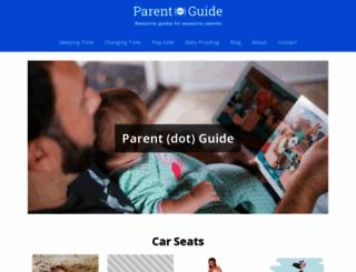 parent.guide screenshot