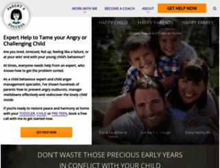 parent4success.com screenshot