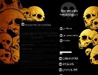 parentesis.zonalibre.org screenshot