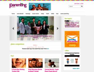 parenting.co.id screenshot