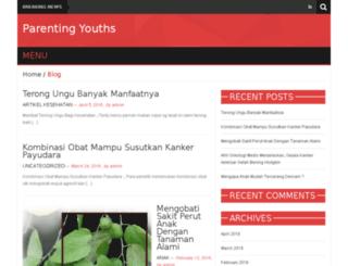 parentingyouths.com screenshot