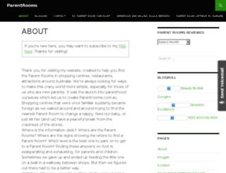 parentrooms.com screenshot