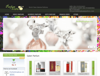 parfumlengkap.com screenshot