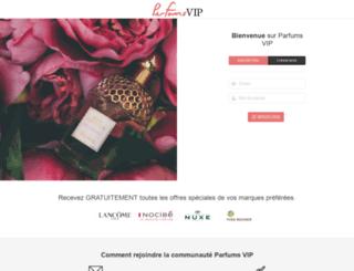 parfumsvip.com screenshot