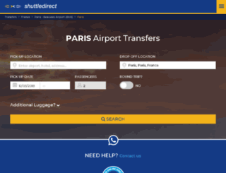 paris-city-line.com screenshot