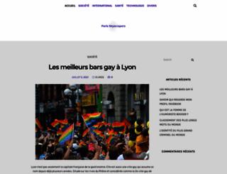 paris-skyscrapers.fr screenshot