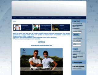 parish.com.br screenshot