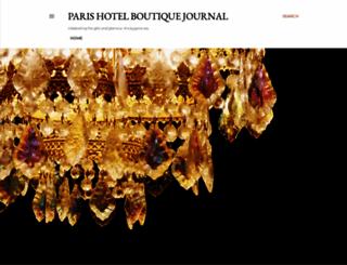 parishotelboutique.blogspot.com screenshot