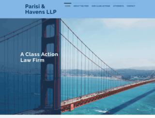 parisihavens.com screenshot
