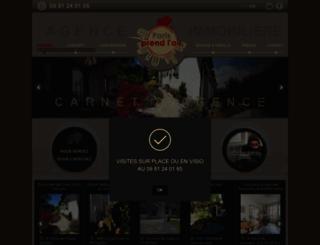 parisprendlair.com screenshot