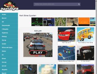 park-etme.oyunuoyna.com.tr screenshot
