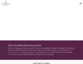 parkcity.bhhsutah.com screenshot