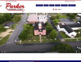 parker-realty.net screenshot