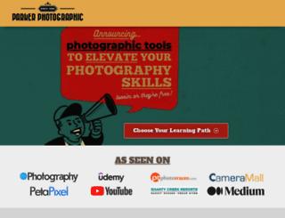 parkerphotographic.com screenshot